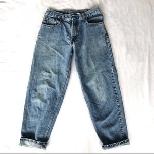 Vintage Levi's 560 Mom-Style Jeans